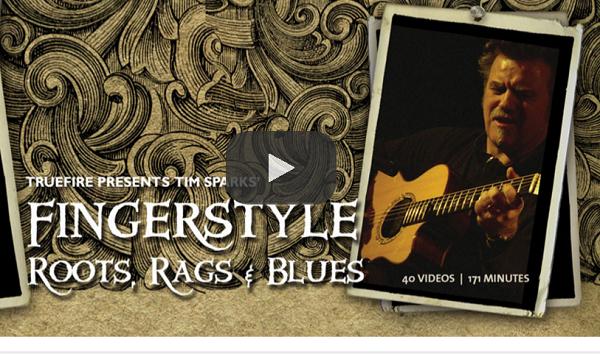 Acoustic Guitar Courses - Acoustic Blues