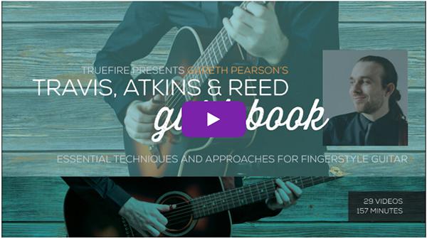 Gareth Pearson's Travis, Atkins