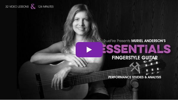 Muriel Andersen - Fingerstyle Essentials