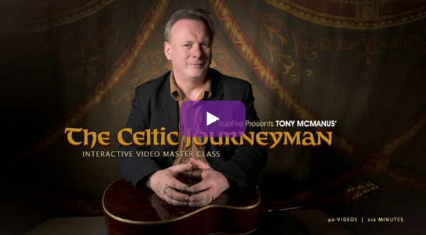 Tony McManus' Celtic Journeyman